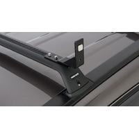 Rhino Rack 32123 Sunseeker Awning Angled Up Bracket for Flush Bars