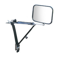Hayman Reese 55054 Premium Door Mounted Caravan/Towing Mirror
