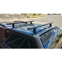 EGR Heavy Duty 150kg Canopy Racks for Toyota Hilux 2015 on with EGR Canopy