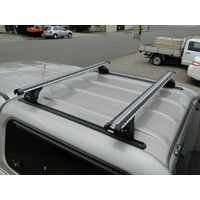 EGR 80kg Canopy Racks for Volkswagen Amarok  2010 on with EGR Canopy