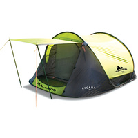 Malamoo by Oztent MASHTECI02 Cicara 2.0 - 3 Person 3 Second Tent
