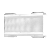 Light Bar Clear Protective Cover | Diffused Beam