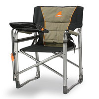 Oztent OZGEC Gecko Camp Chair w/ Side Table
