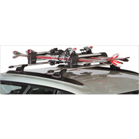 4 Row Ski/Snowboard Holder