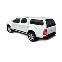 EGR Absolute Red Premium Canopy for Holden Colorado RG with Lift/Slide side windows