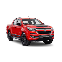 EGR Absolute Red Front 2 Piece Set Fender Flares for Holden Colorado RG 2012 on