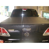 EGR  No Drill Soft Tonneau Covers for Mazda BT-50  2011 on. No Cabin Guard, No Sports Bars