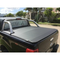 EGR  No Drill Soft Tonneau Covers for Ford Ranger PX 10/11 on. To suit Sports Bars