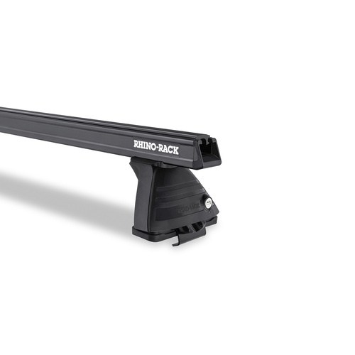 Rhino Rack HD  Black 1 Bar Roof Rack Front for FORD Ranger PX/PX2/PX3 2dr 09/11 On |  JB0924