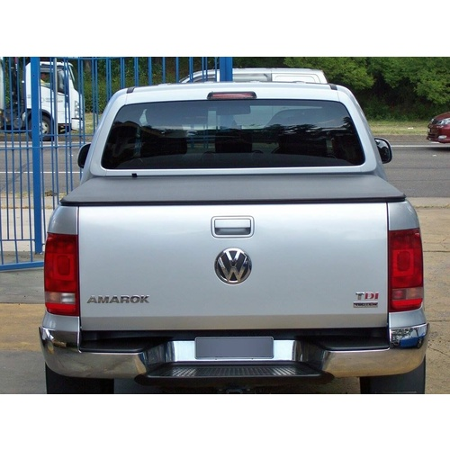 EGR  No Drill Soft Tonneau Covers for Volkswagen Amarok  . No Cabin Guard, No Sports Bars